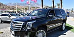 NEW 2019 CADILLAC ESCALADE PLATINUM EDITION in CATHEDRAL CITY, CALIFORNIA