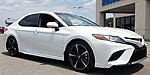 USED 2018 TOYOTA CAMRY XSE in SHERWOOD, ARKANSAS