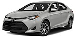 NEW 2017 TOYOTA COROLLA XLE in CATHEDRAL CITY, CALIFORNIA