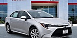 NEW 2020 TOYOTA COROLLA LE in CATHEDRAL CITY, CALIFORNIA