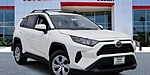 NEW 2019 TOYOTA RAV4 LE in CATHEDRAL CITY, CALIFORNIA