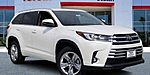 NEW 2019 TOYOTA HIGHLANDER LIMITED in CATHEDRAL CITY, CALIFORNIA