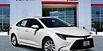 NEW 2020 TOYOTA COROLLA XLE in CATHEDRAL CITY, CALIFORNIA