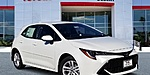 NEW 2019 TOYOTA COROLLA HATCHBACK SE in CATHEDRAL CITY, CALIFORNIA