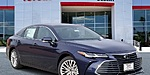 NEW 2020 TOYOTA AVALON LIMITED in CATHEDRAL CITY, CALIFORNIA
