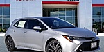 NEW 2020 TOYOTA COROLLA HATCHBACK XSE in CATHEDRAL CITY, CALIFORNIA