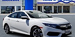 USED 2018 HONDA CIVIC LX in CATHEDRAL CITY, CALIFORNIA