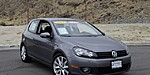 USED 2011 VOLKSWAGEN GOLF TDI in CATHEDRAL CITY, CALIFORNIA