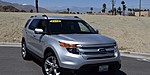 USED 2014 FORD EXPLORER LIMITED in CATHEDRAL CITY, CALIFORNIA