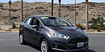USED 2016 FORD FIESTA TITANIUM in CATHEDRAL CITY, CALIFORNIA