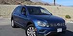 NEW 2018 VOLKSWAGEN TIGUAN SE in CATHEDRAL CITY, CALIFORNIA