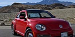 NEW 2018 VOLKSWAGEN BEETLE COAST in CATHEDRAL CITY, CALIFORNIA