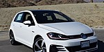 NEW 2018 VOLKSWAGEN GOLF GTI AUTOBAHN in CATHEDRAL CITY, CALIFORNIA