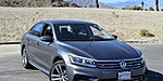 NEW 2018 VOLKSWAGEN PASSAT R-LINE in CATHEDRAL CITY, CALIFORNIA