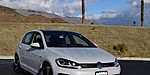 NEW 2018 VOLKSWAGEN GOLF GTI SE in CATHEDRAL CITY, CALIFORNIA