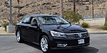NEW 2018 VOLKSWAGEN PASSAT 2.0T SE W/TECHNOLOGY in CATHEDRAL CITY, CALIFORNIA