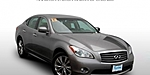 USED 2013 INFINITI M37 X in DOWNER'S GROVE, ILLINOIS