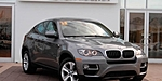 USED 2013 BMW X6 XDRIVE35I in DOWNER'S GROVE, ILLINOIS