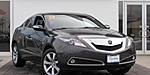 USED 2012 ACURA ZDX BASE in DOWNER'S GROVE, ILLINOIS