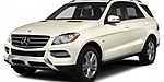 USED 2013 MERCEDES-BENZ ML350  in DOWNER'S GROVE, ILLINOIS