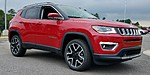 NEW 2017 JEEP COMPASS LIMITED in LITTLE ROCK, ARKANSAS