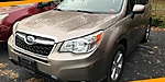 USED 2015 SUBARU FORESTER 2.5I LIMITED AWD 4DR WAGON in LAFAYETTE, NEW JERSEY
