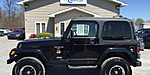 USED 2000 JEEP WRANGLER SAHARA 2DR 4WD SUV in JACKSON, MISSOURI