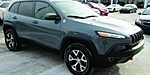 USED 2015 JEEP CHEROKEE TRAIL HAWK 4X4 in STERLING HEIGHTS, MICHIGAN