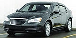 USED 2012 CHRYSLER 200 LX in NOVI, MICHIGAN