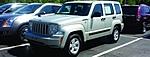 USED 2009 JEEP LIBERTY 4WD SPORT in NOVI, MICHIGAN