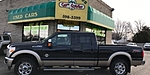 USED 2012 FORD F-250 SUPER DUTY LARIAT FX4 in CHESTERFIELD, MICHIGAN