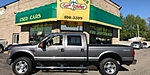 USED 2008 FORD F-250 SUPER DUTY LARIAT 4DR CREW CAB in CHESTERFIELD, MICHIGAN