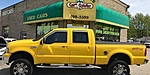 USED 2006 FORD F-350 SUPER DUTY LARIAT 4DR CREW CAB in CHESTERFIELD, MICHIGAN
