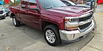 USED 2016 CHEVROLET SILVERADO 1500 LT 4X4 4DR DOUBLE CAB 6.5 FT. SB in HOUSTON, PENNSYLVANIA