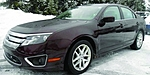USED 2012 FORD FUSION SEL in ANN ARBOR, MICHIGAN