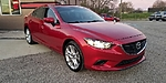 USED 2015 MAZDA MAZDA6 I TOURING 4DR SEDAN 6M in GREENWOOD, INDIANA