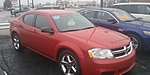 USED 2013 DODGE AVENGER SE V6 4DR SEDAN in GREENWOOD, INDIANA