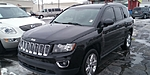 USED 2015 JEEP COMPASS LATITUDE 4DR SUV in GREENWOOD, INDIANA