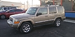 USED 2006 JEEP COMMANDER LIMITED 4DR SUV 4WD in GREENWOOD, INDIANA