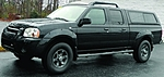USED 2008 NISSAN FRONTIER 4WD in CLINTON TOWNSHIP, MICHIGAN