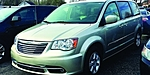 USED 2012 CHRYSLER TOWN & COUNTRY TOURING in CLINTON TOWNSHIP, MICHIGAN
