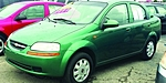 USED 2004 CHEVROLET AVEO LS in CLINTON TOWNSHIP, MICHIGAN