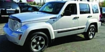 USED 2008 JEEP LIBERTY 3.7L 4X4 SPORT in CLINTON TOWNSHIP, MICHIGAN
