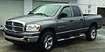 USED 2007 DODGE RAM PICKUP 1500 QUAD CAB 4X4 in CLINTON TOWNSHIP, MICHIGAN