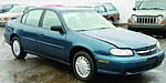 USED 2003 CHEVROLET MALIBU  in CLINTON TOWNSHIP, MICHIGAN