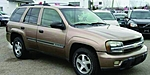 USED 2002 CHEVROLET TRAILBLAZER LT in CLINTON TOWNSHIP, MICHIGAN