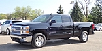 USED 2015 CHEVROLET SILVERADO 1500 LT in WATERFORD , MICHIGAN