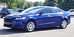 USED 2016 FORD FUSION SE in WATERFORD , MICHIGAN