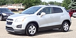 USED 2015 CHEVROLET TRAX LT in WATERFORD , MICHIGAN