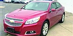 USED 2013 CHEVROLET MALIBU LTZ in EASTPOINTE, MICHIGAN